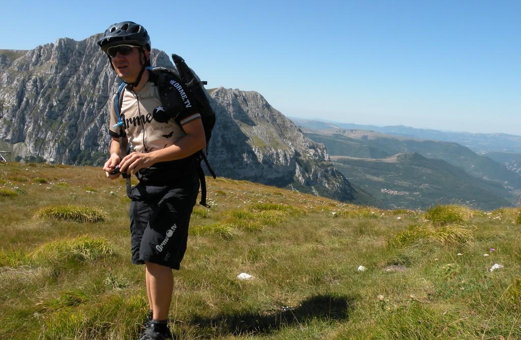 Orienteering - Il Parco Nazionale dei Monti Sibillini - mezza giornata