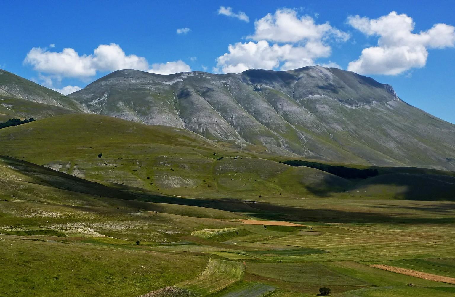Week-end by Mountain bike on Sibillini Mountains