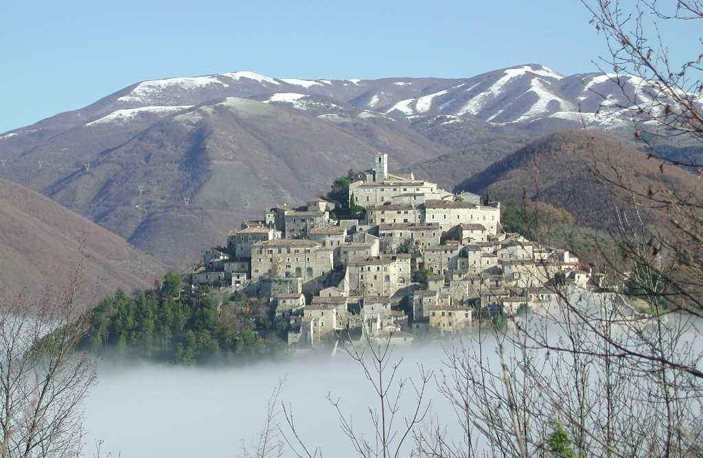 Visita del Castello di Labro - Rieti