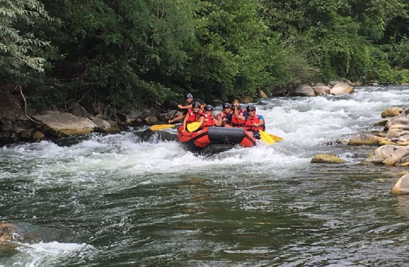 Rafting Classic - Torrente Lima