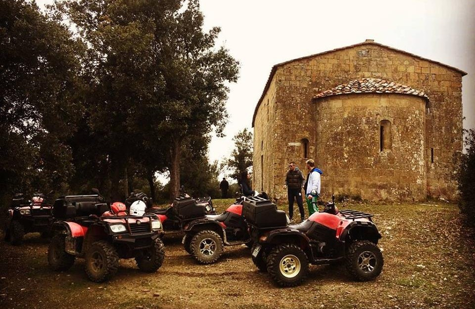 Quad Tour in Toscana - Full Day