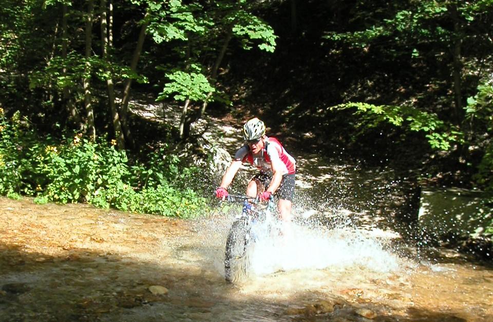 Mountain bike - Tour della Cascata delle Marmore