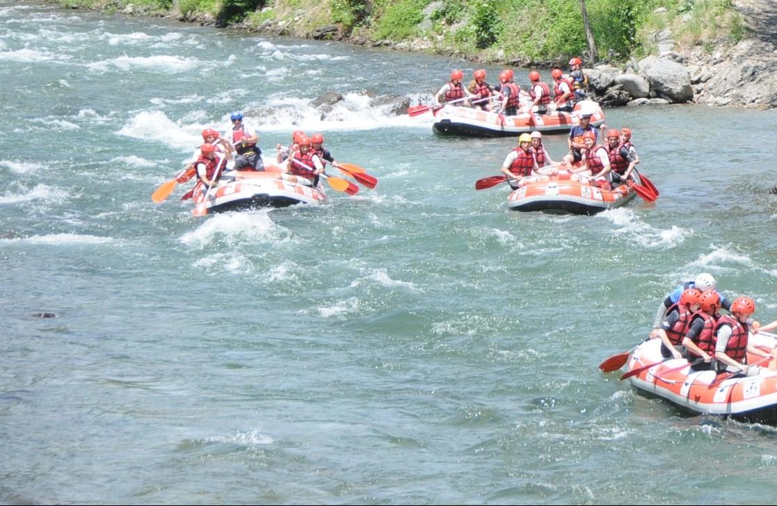 Soft Rafting Adventure - From S.Anatolia to Scheggino