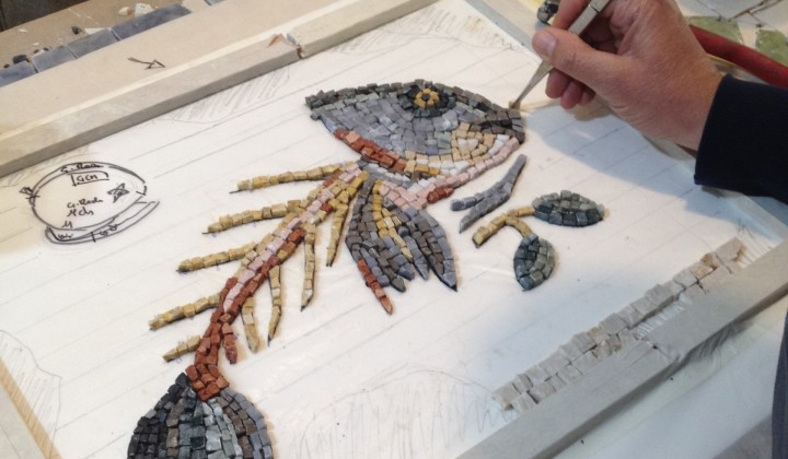 Mosaic Art: one day in a lab!