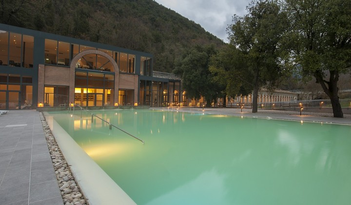 Source of thermal wellness: full day in SPA