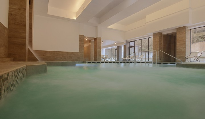 A night at SPA: wellness and taste!