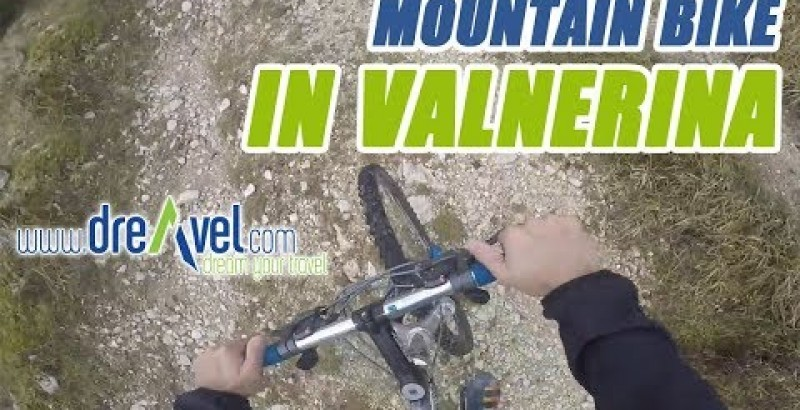 Mountain bike in Valnerina