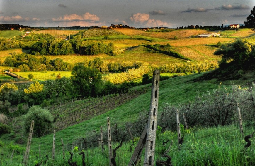 Wellness & Relax on the Chianti Hills