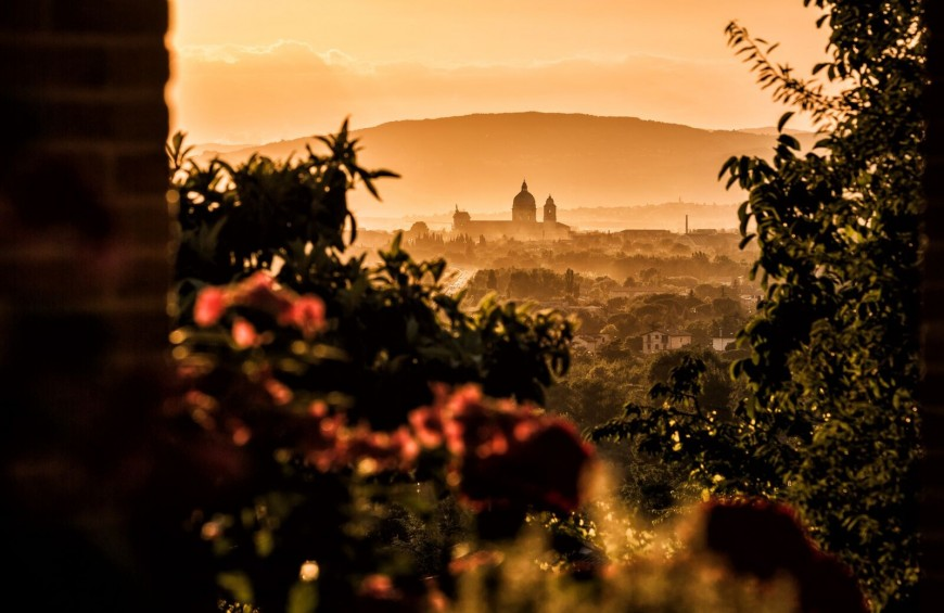 Holiday in Umbria in Assisi