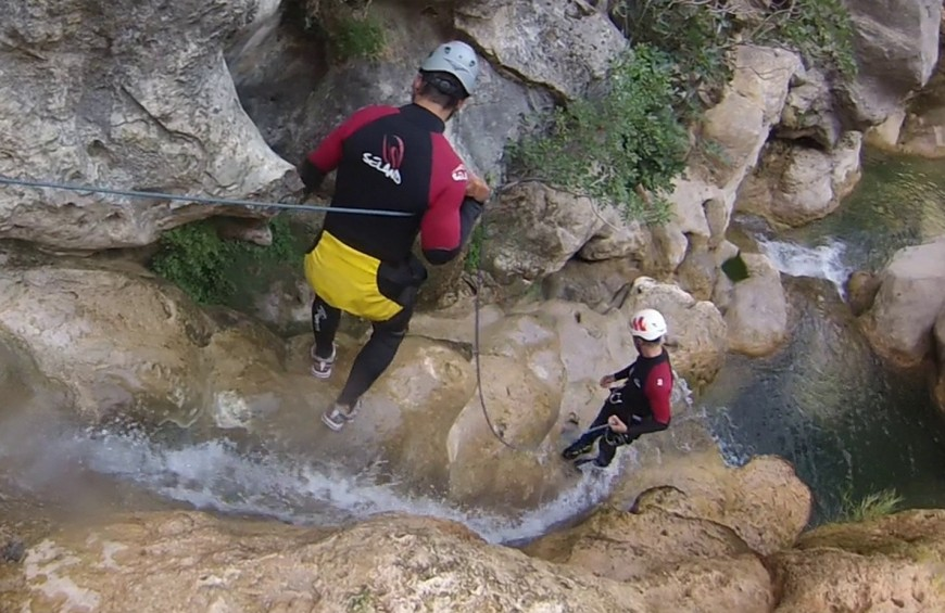 Sport weekend in Umbria among the waters in Valnerina