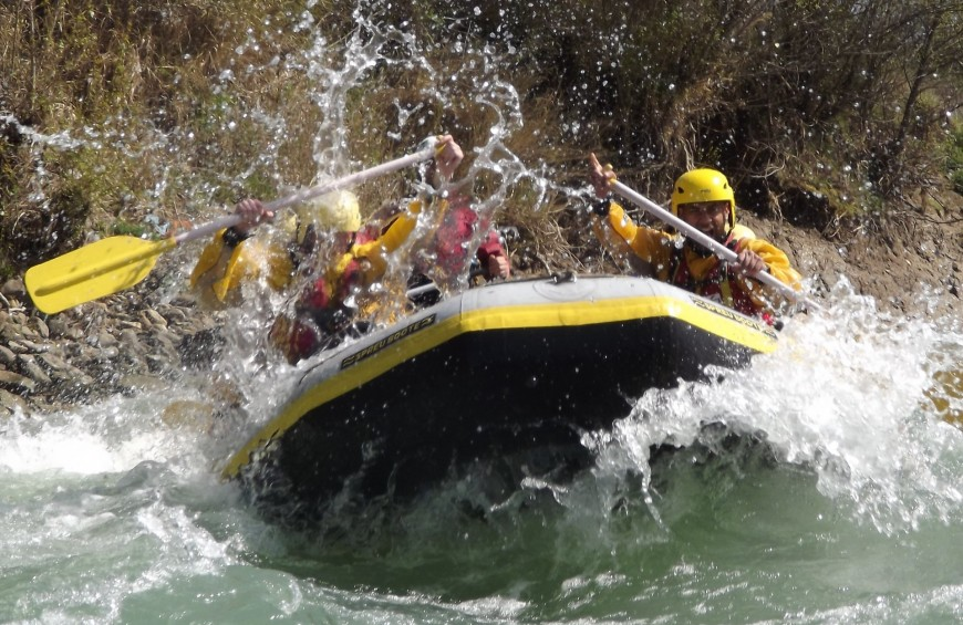 Adventure weekend in Umbria among the waters of Valnerina!