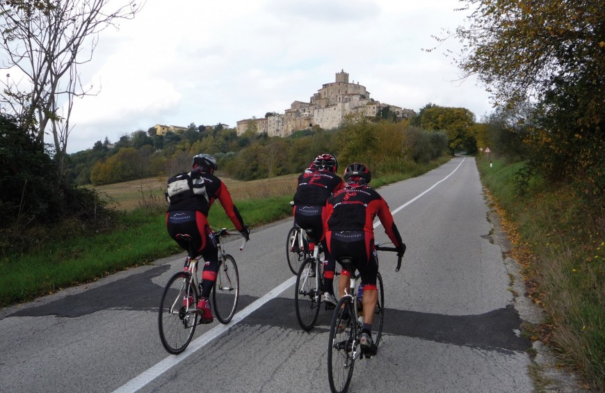 "Umbria by Bike: Rando South ""The Waters"""