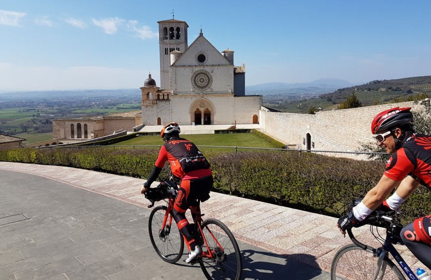 "Umbria by Bike: Rando Centre ""The Hills"""
