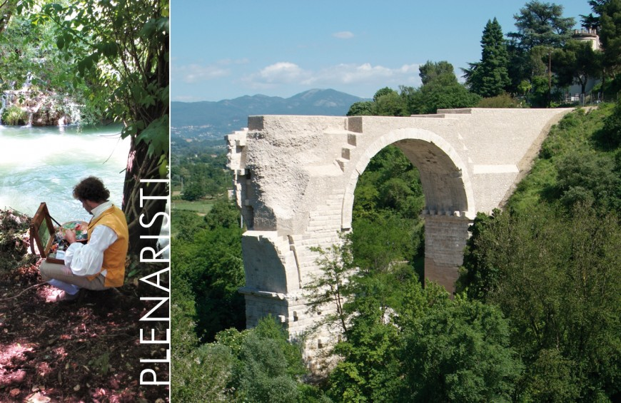 Tour on the enchanted valley: on the paths of Plenarists