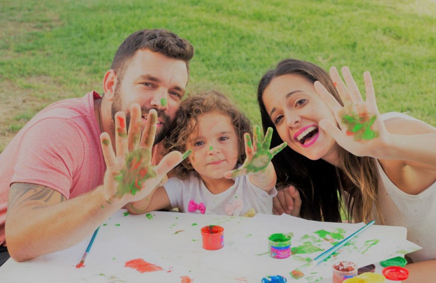 Family Fun: art and wellness for the whole family
