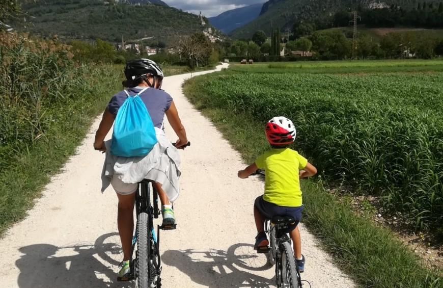 Family Fun: bike and outdoor in Valnerina