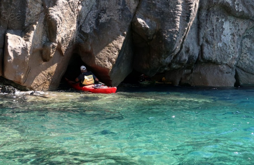 Tour of the Elba Island by kayak