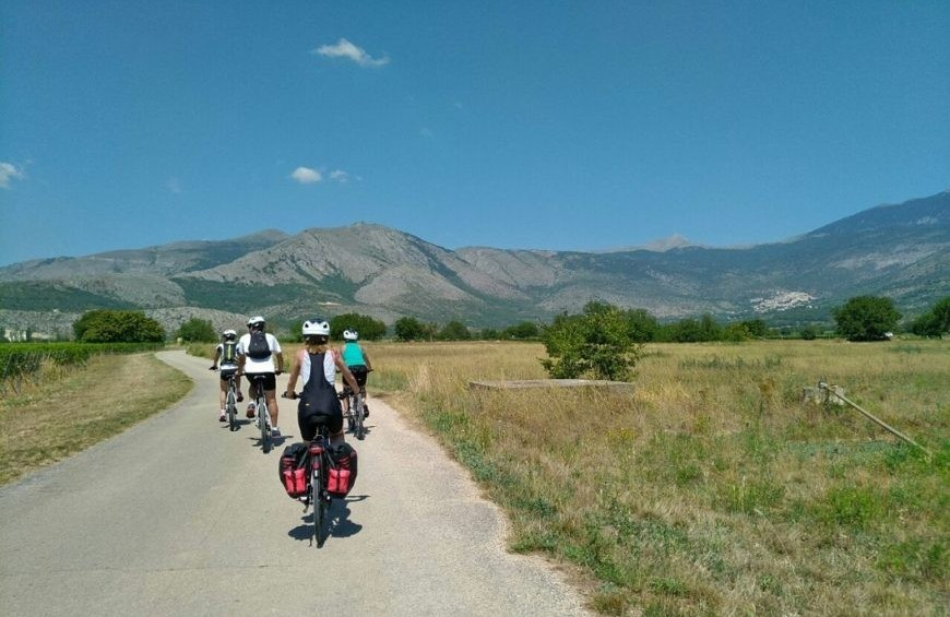 E-Bike weekend in the villages of Abruzzo