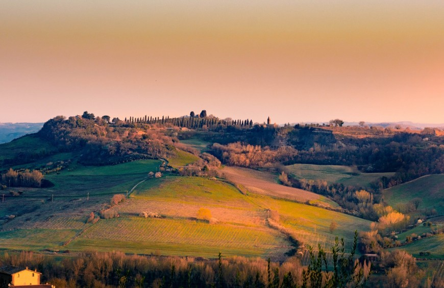 Orvieto by bike to discover the excellence of the territory!