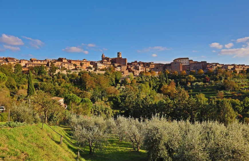 Città della Pieve: countryside and outdoors