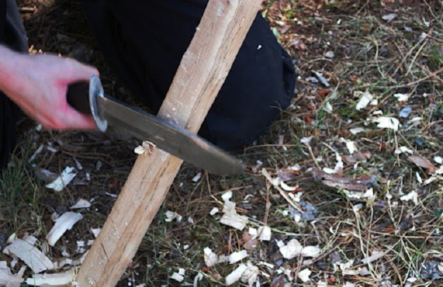 Course to make historical bow