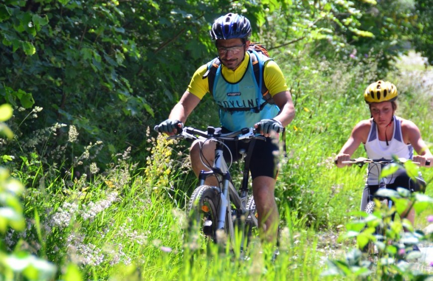 Mountain Bike in Valsesia Valley - Piedmont (Expert Itinerary)