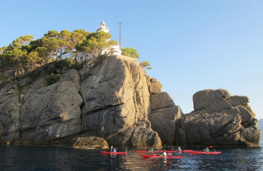 Kayak Tour in Portofino
