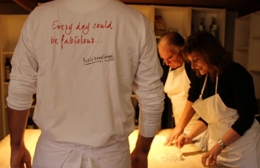 Making Class di Pizza a Roma