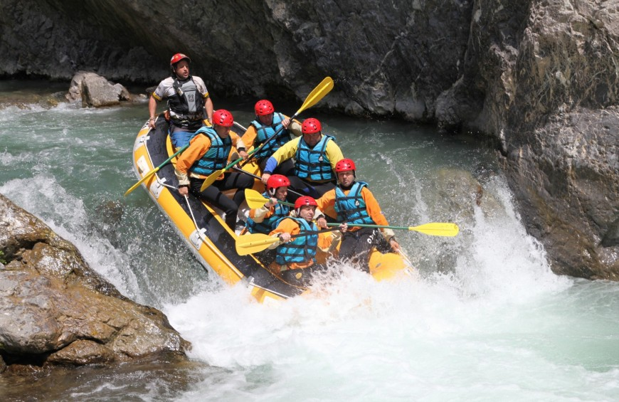 Full Day MINI - Rafting