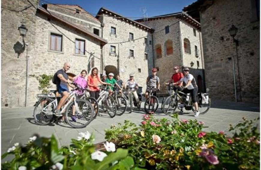 Bike & Taste in Medieval Lunigiana