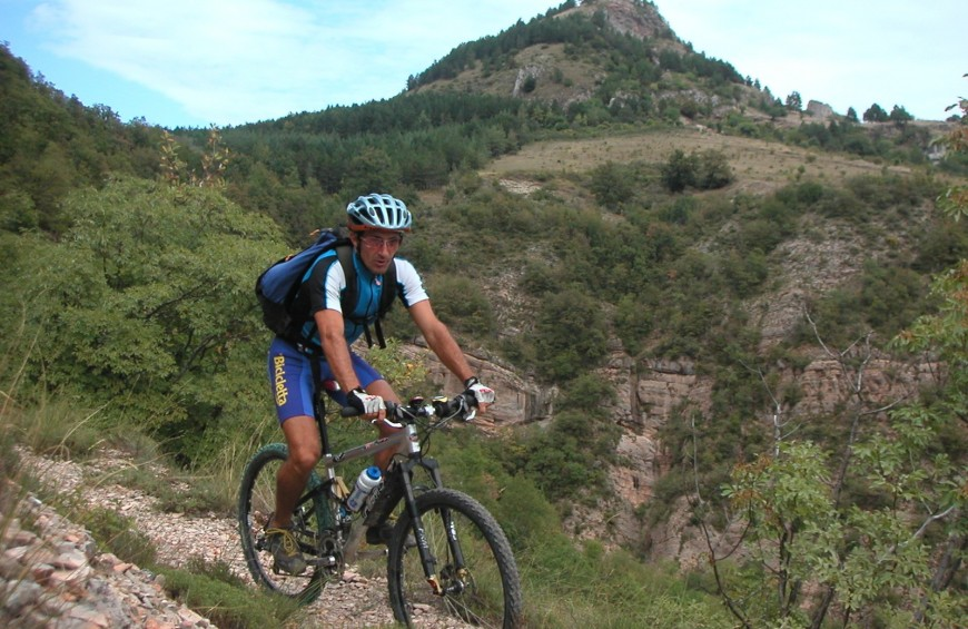 Mountain Bike - Frontignano gole dell'Infernaccio
