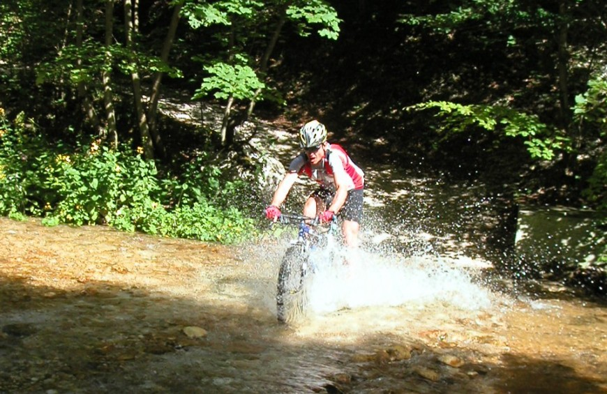 Mountain Bike - Intorno a Ussita