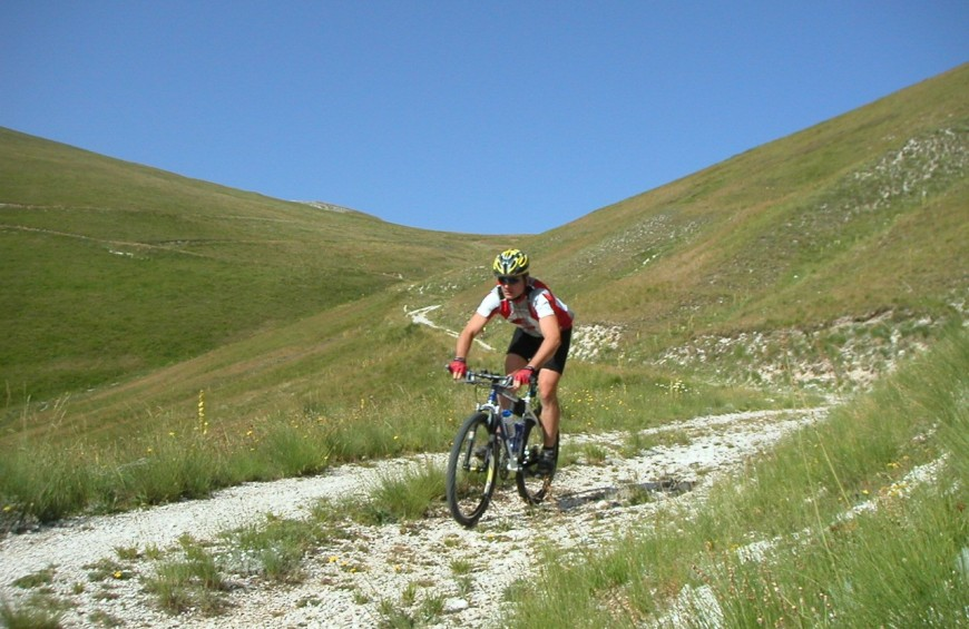 Mountain Bike - Intorno a Visso