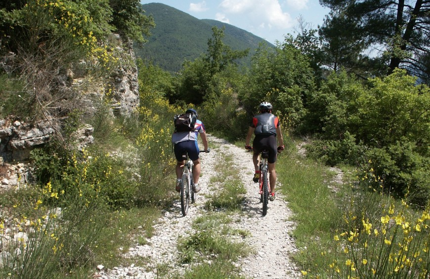 Mountain bike - Tour dei Sibillini
