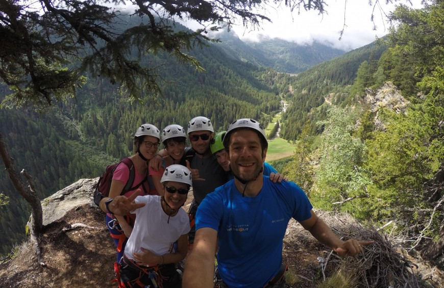 Via Ferrata in Val di Sole - Trentino Alto Adige