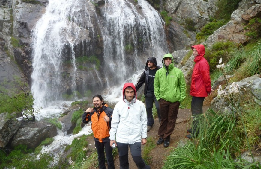 Canyoning along the Serra