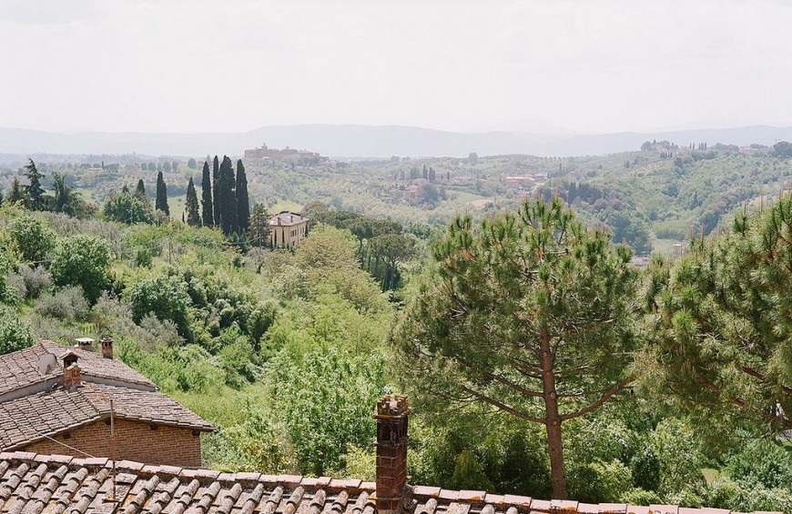 Trekking around Siena - Montagnola Senese's Villages