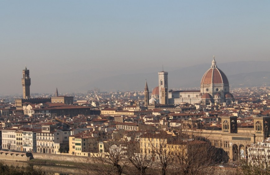 Firenze Grand Panoramic Tour