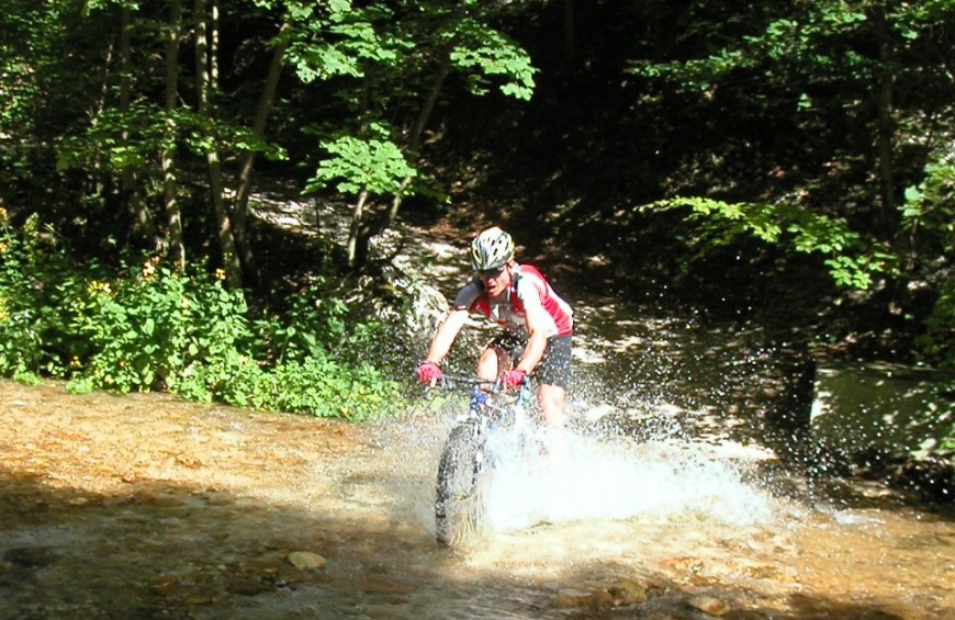 Mountain Bike -  Marmore Waterfalls Tour