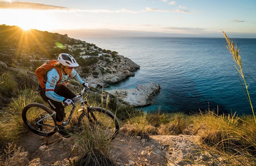 Mountain bike excursions and tours in Salento