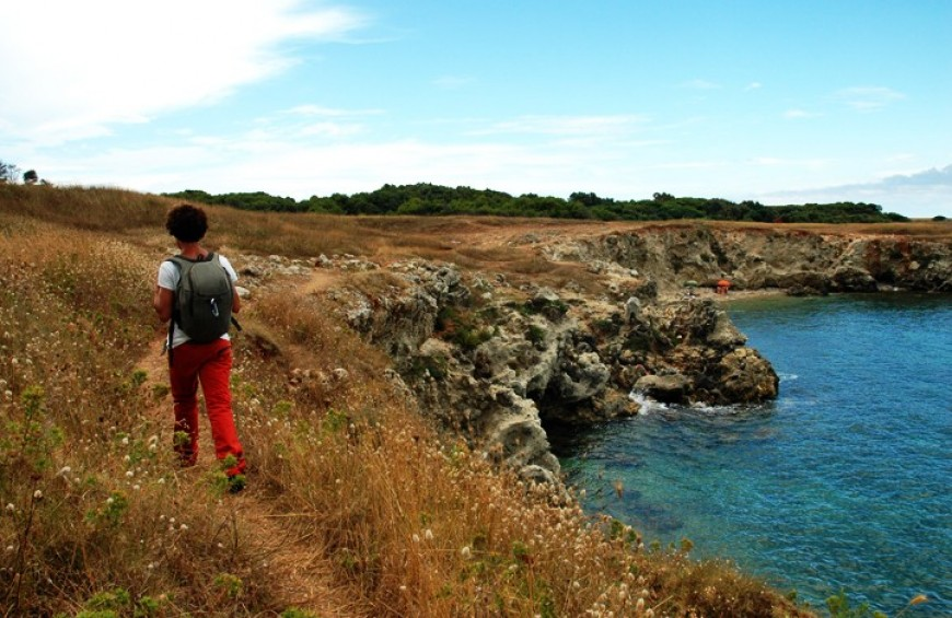 Trekking in Salento: escursioni e tours