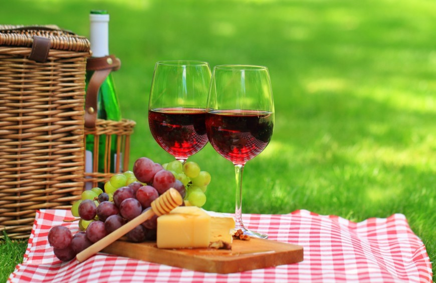Picnic in the Vineyard: a good experience!