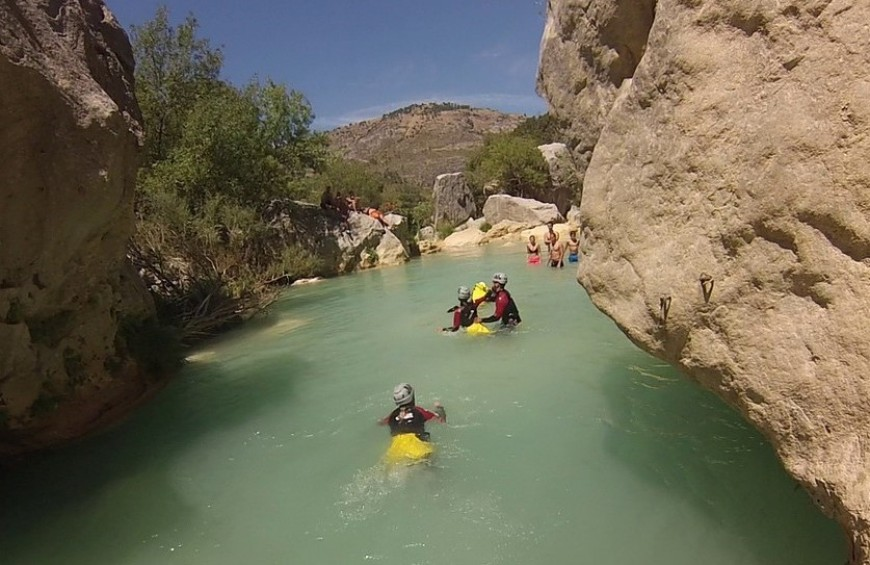 Canyoning Forra di Parrano