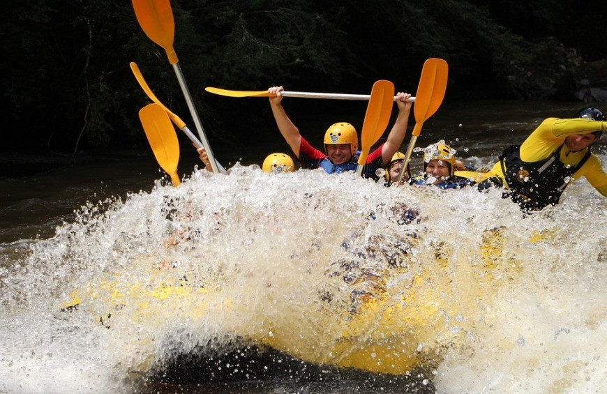 Rafting Lungo - Val di Lima