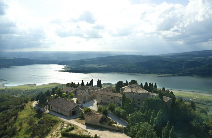 Tenuta di Salviano: visit and tasting in the territory of Orvieto Classico