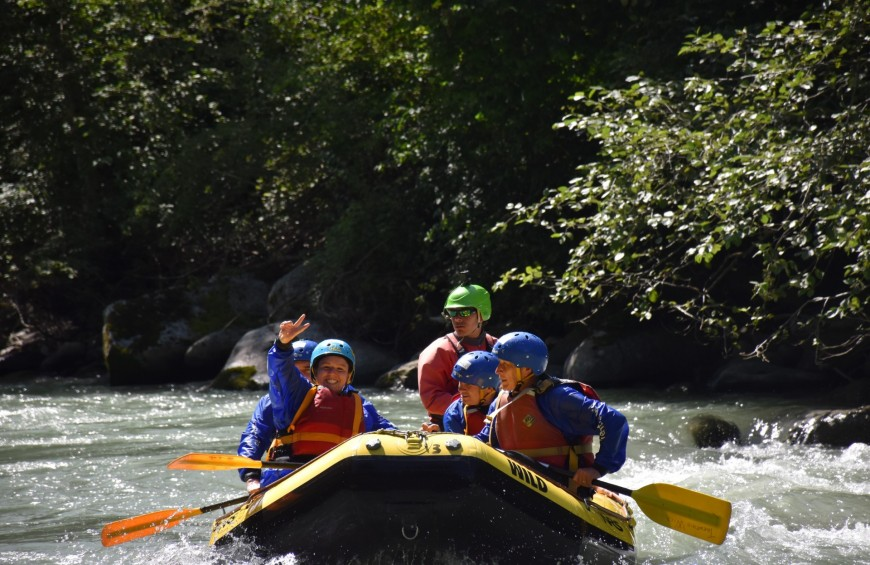 Rafting Fun Extra - Val di Sole